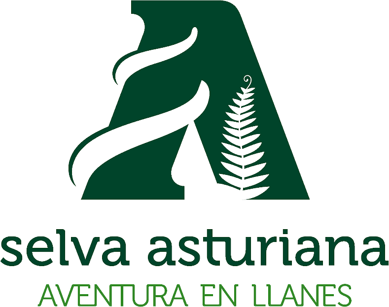 Logo Selva Asturiana Aventura en Llanes