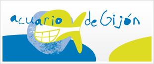 Logo Acuario de Gijón
