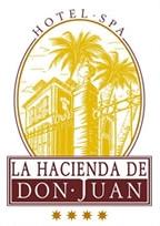 Logo Hotel La Hacienda de Don Juan