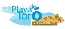 Logo Apartamentos playa de Toró